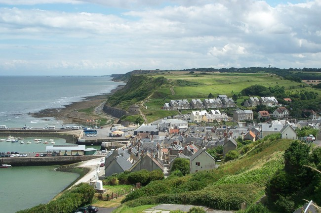 Port En Bessin Normandie Bunkersitecom - Location port en bessin