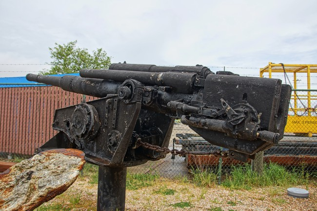 Guns, Terschelling, Friesland