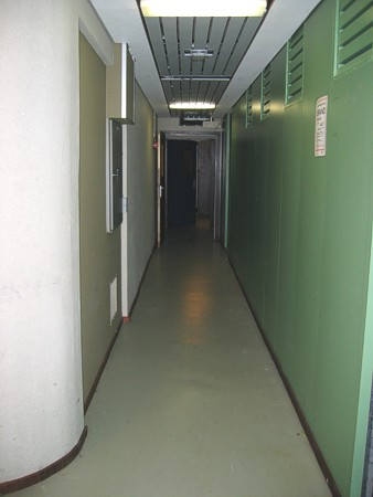 Inside, TCC, Bilthoven, Cold War